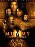 Plakat filmu Mumia powraca