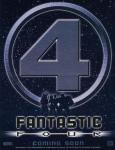 Plakat filmu Fantastyczna czwórka (2004)