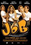 Plakat filmu Job, czyli ostatnia szara komórka