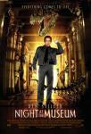 Plakat filmu Noc w muzeum