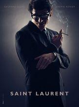 Plakat filmu Saint Laurent