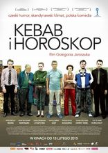 Plakat filmu Kebab i horoskop