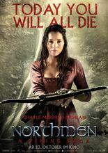 Plakat filmu Saga Wikingów
