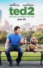 Plakat filmu Ted 2