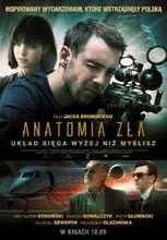 Plakat filmu Anatomia zła