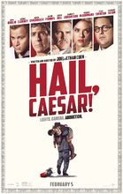 Plakat filmu Ave, Cezar!
