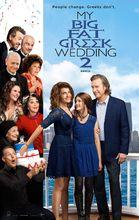 Plakat filmu Moje wielkie greckie wesele 2