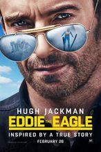 Plakat filmu Eddie zwany Orłem