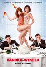 Plakat filmu Randka na weselu