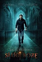 Plakat filmu Sługi Boże
