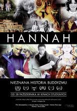 Plakat filmu Hannah. Nieznana historia Buddyzmu