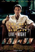 Plakat filmu Nocne życie
