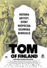 Plakat filmu Tom Of Finland