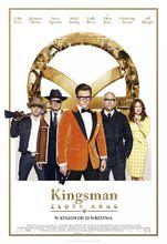 Plakat filmu Kingsman: Złoty krąg
