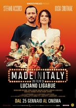 Plakat filmu Made in Italy