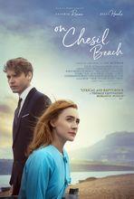 Plakat filmu Na plaży Chesil