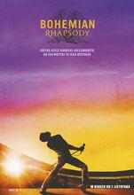 Movie poster Bohemian Rhapsody
