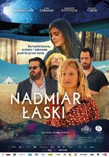 Plakat filmu Nadmiar łaski