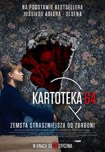 Plakat filmu Kartoteka 64