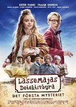 Plakat filmu Biuro detektywistyczne Lassego i Mai. Pierwsza tajemnica