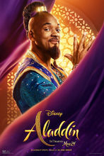 Plakat filmu Aladyn