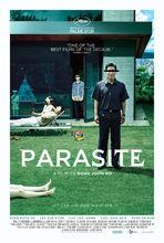 Plakat filmu Parasite