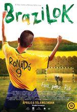 Plakat filmu Brazylijczycy