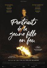 Movie poster Portret kobiety w ogniu