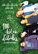 Plakat filmu 100 kilo do gwiazd