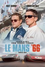 Plakat filmu Le Mans '66