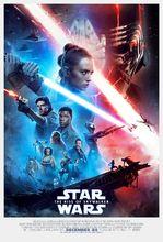 Plakat filmu Gwiezdne wojny: Skywalker. Odrodzenie