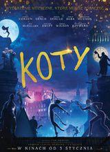 Plakat filmu Koty