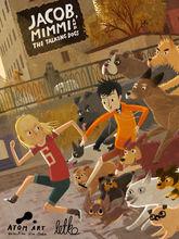 Plakat filmu Jakub, Mimmi i gadające psy