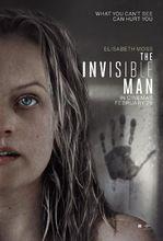 Movie poster Niewidzialny człowiek