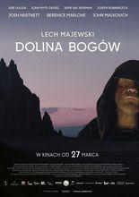 Plakat filmu Dolina Bogów