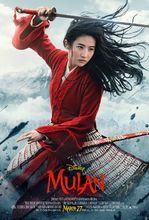 Plakat filmu Mulan
