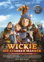 Movie poster Wiking i magiczny miecz