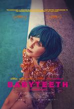 Movie poster Babyteeth