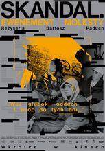 Plakat filmu Skandal. Ewenement Molesty
