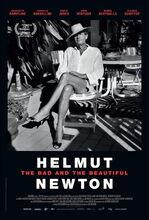 Movie poster Helmut Newton. Piękno i bestia