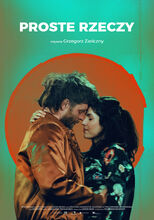 Plakat filmu Proste rzeczy