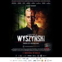 Movie poster Wyszyński - zemsta czy przebaczenie