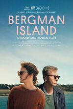Movie poster Wyspa Bergmana