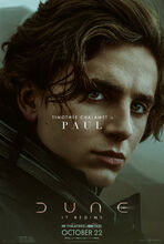 Plakat filmu Diuna