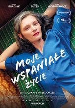 Plakat filmu Moje wspaniałe życie