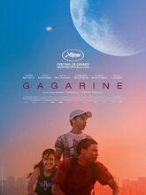 Movie poster Gagarine