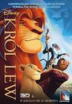 Plakat filmu Król Lew (1994)