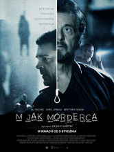 Movie poster M jak Morderca