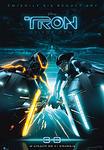 Plakat filmu Tron: Dziedzictwo 3D