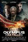 Plakat filmu Olimp w ogniu